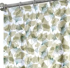 Extra Long Shower Curtain Fabric Shower Curtains In Our Fabric Or Yours