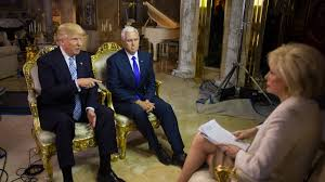 trump and pence to appear on 60 minutes cbs news