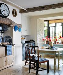 wordless wednesday country kitchens from romantic english homes