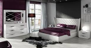 miami size bed miami esf furniture modern bedrooms beds at