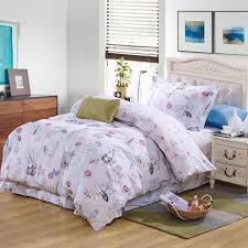 Asian Bedding Set Flower Butterfly Character Eiffel Tower Comforter Bedding Sets Bed