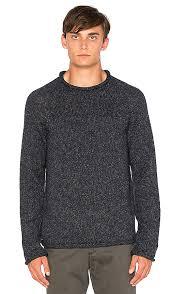fisherman sweater mollusk fisherman sweater in blue revolve