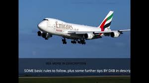 United New Baggage Policy by Dubai Airport New Baggage Rule From 8 March 20 L 7 Dxb Youtube