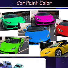 car paint color android apps on google play