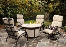 Patio Tables With Fire Pit Fire Pit Patio Set Fire Fit Table Furniture Home Fireplaces