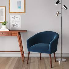 Blue Suede Chair Blue Chairs Target