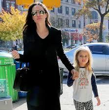 Barnes And Nobles Upper West Side Brad Pitt U0026 Angelina Jolie Take Kids To Barnes U0026 Noble In Nyc