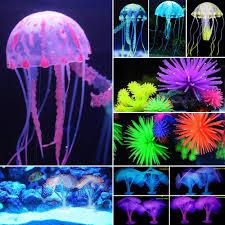 wholesale fish tank landscaping swimming fish artificial jellyfish