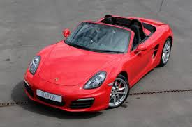 Porsche Boxster Red - lancashire trade vehicles porsche boxster 3 4 981 s convertible pdk