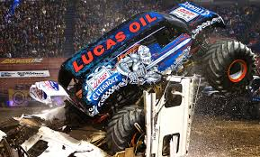 bigfoot monster truck driver lucas oil crusader monster trucks wiki fandom powered by wikia