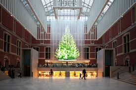 tree of light by studio droog revealed at rijksmuseum news