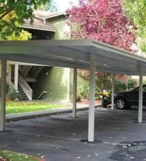 Attached Carport Plans How To Build A Flat Roof Carport Pdf Plans Holiday Wood Patterns