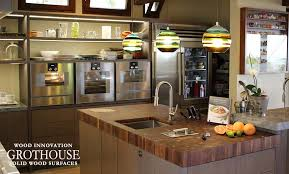 kitchen cabinet colors with butcher block countertops butcher block island butcher block countertops photos