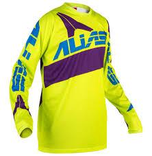 alias motocross gear dres alias mx a2 neon yellow purple mx shop freestyle shop cz