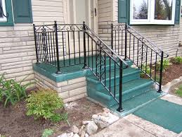 Wrought Iron Banister Wrought Iron Railings