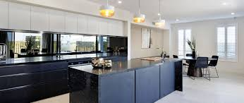 gorgeous nuvo homes builders brisbane home on kitchen designers