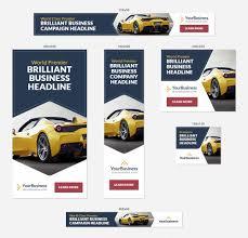 car ads car dealership banner ads html5 gwd templates by infiniweb
