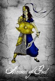 armour of god kim bateman u0027s art blog
