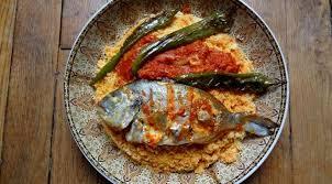 cuisine poisson couscous au poisson de sfax tunisie la tendresse en cuisine