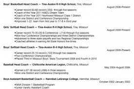 basketball resume coach college basketball coach resume updated full size of resumesoccer