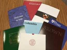 Dartmouth Resume Ivy League Admissions Folders Harvard Yale Dartmouth Princeton