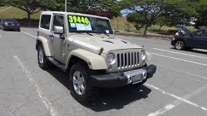 jeep wrangler sahara logo new 2017 jeep wrangler sahara sport utility in honolulu wj17301