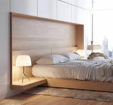 les chambre a coucher en bois idées chambre à coucher design en 54 images sur archzine fr
