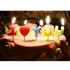 cool birthday candles aliexpress buy one set i you decoration birthday