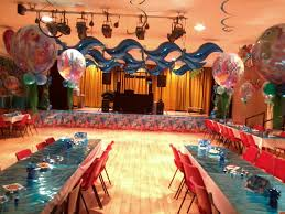 New Year Hall Decorations by New Years Eve Under The Sea Balloon Decor Theme Think Waves