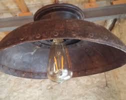 rustic industrial pendant lighting vintage rustic lighting etsy