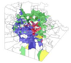 Texas Precinct Map San Antonio Elections 2015 By The Numbers Out In Sa