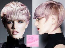 Color For 2016 Trendy Colors For Short Hair Fall Winter 2015 2016 Pink Hair
