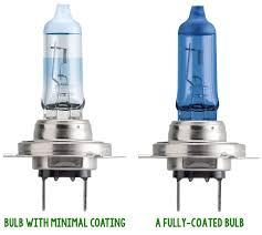 are blue car bulbs powerbulbs