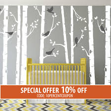 birch tree wall decal birch tree with birds wall sticker set birch tree wall decal birch tree with birds wall sticker set birch tree decal baby nursery wall stickers urban artwork