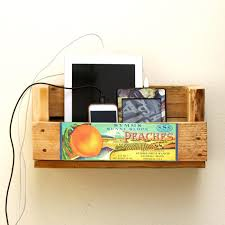 charging shelf station tangled make a pallet charging station a piece of rainbow