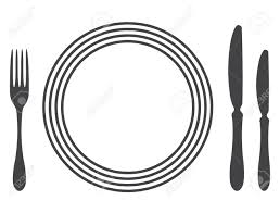 table setting etiquette proper table setting royalty free cliparts vectors and