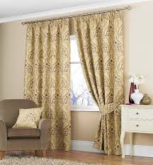 Lined Curtains Emile Lined Curtains
