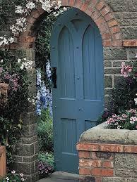 secret garden door mark reed sculpture garden door picture