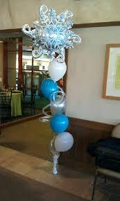 winter wonderland balloon arch house designs software 3d art
