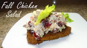 ina garten curry chicken salad fall chicken salad youtube