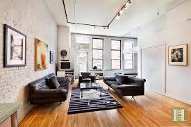 full floor loft with an actual artist u0027s studio asks 3m in soho