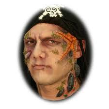 Pirate Makeup For Halloween Male Pirate Makeup