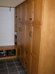 mudroom cabinets and cubbies