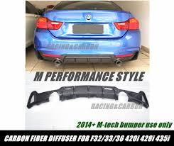 lexus isf rear diffuser compare prices on bmw 435i rear bumper online shopping buy low
