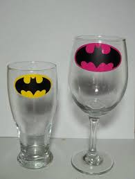 his and hers glassware 181 best painted glass images on bridesmaid wine