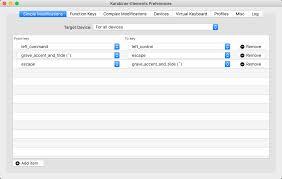 manual karabiner software for macos