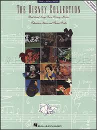 disney collection piano vocal guitar sheet music book dumbo