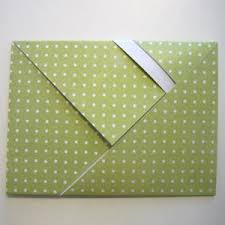 one direction wrapping paper how to make an envelope in 1 minute