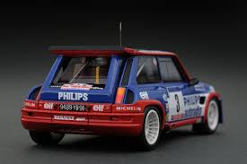 renault 5 turbo 1 43 renault 5 maxi turbo 3