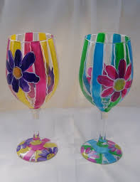 Wine Glass Decorating Ideas Wine Glass Decorations Wine Glass Decorating Ideas U2013 Room